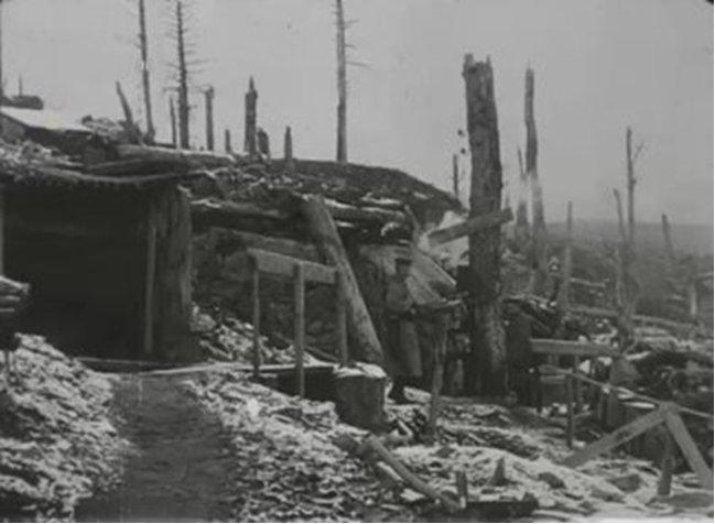 Bastion 1917