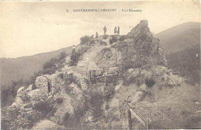 Rocher du Hirtzenstein