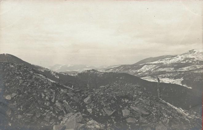 Vue Riesenkopf Freundstein depuis HWK