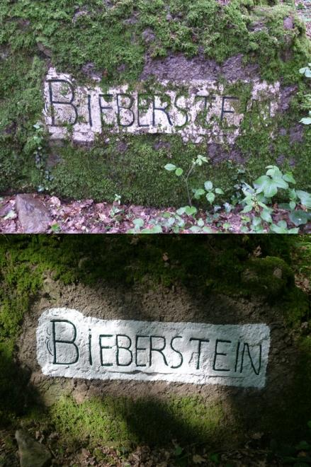 Bieberstein avant apres