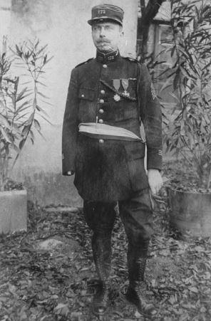 Capitaine Pierre Saint Girons