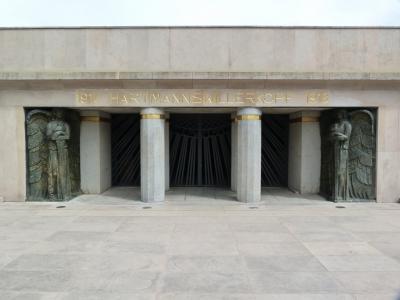 Entrée monument