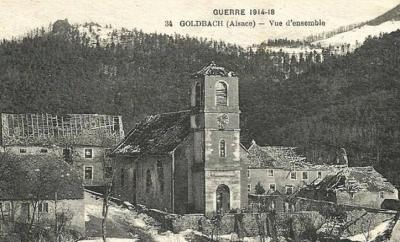 Goldbach 1918 freundstein