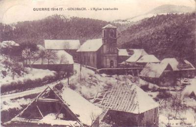 Goldbach bombarde