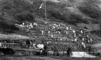 Moosch nécropole 1915