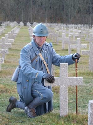 Hommage aux soldats